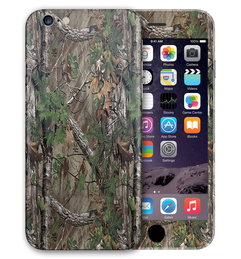 iPhone 6 S Phone Skin Camo - JW Skinz