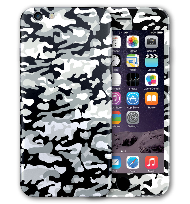 iPhone 6 S Plus Phone Skins Camo - JW Skinz