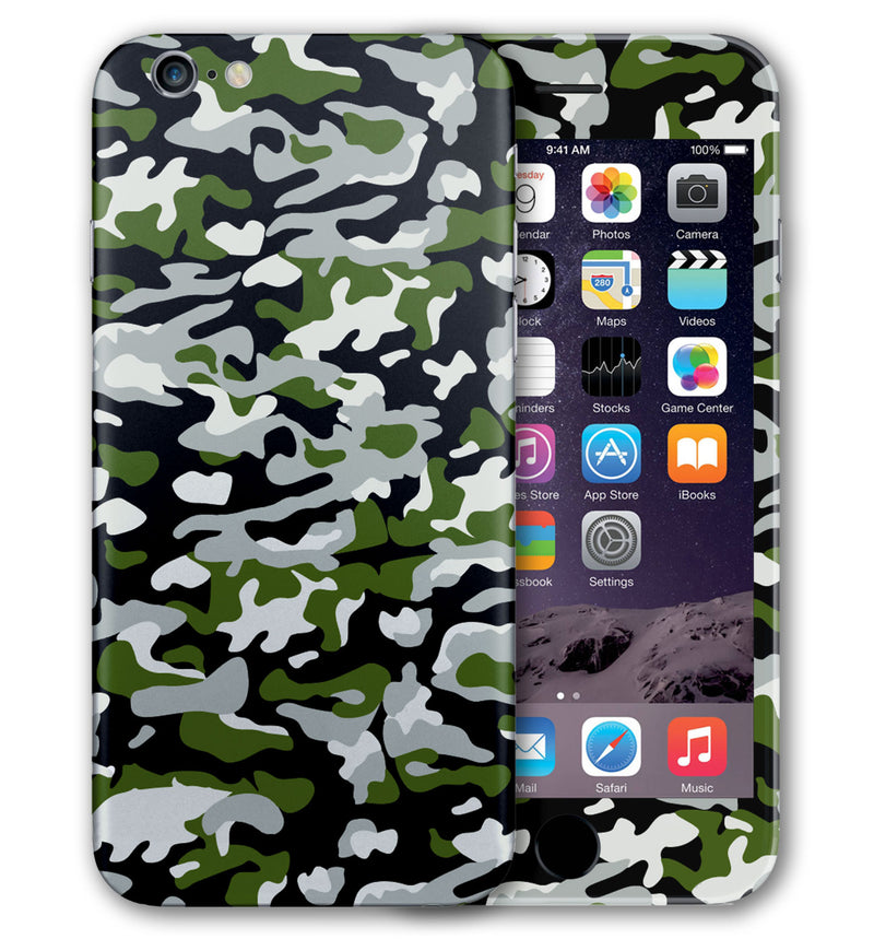 iPhone 6 Plus Phone Skin Camo - JW Skinz