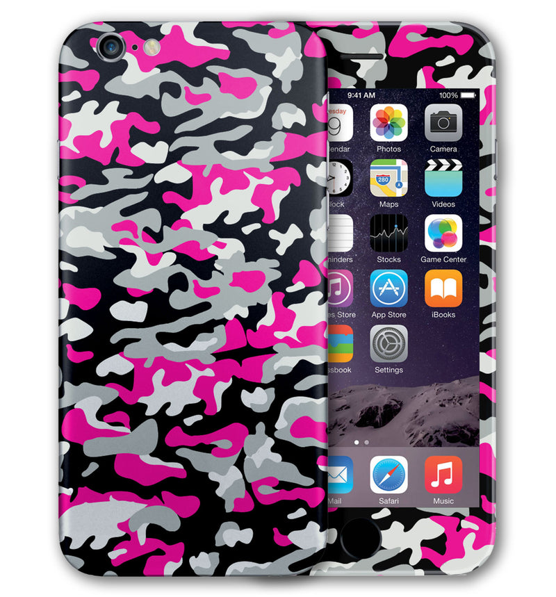 iPhone 6 S Phone Skin Camo