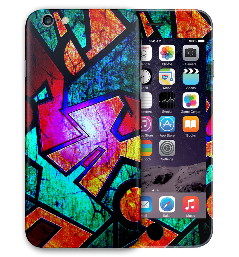 iPhone 6 Plus Phone Skins Abstract - JW Skinz