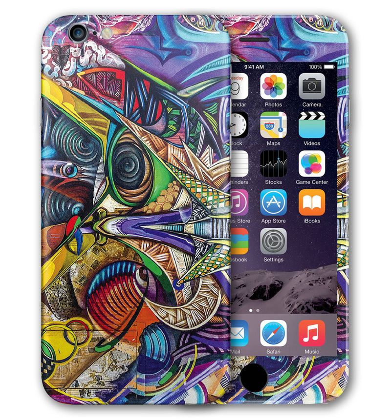 iPhone 6 Plus Phone Skins Abstract
