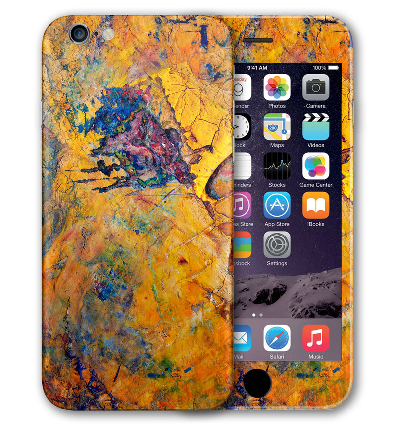 iPhone 6 S Phone Skins Marble - JW Skinz
