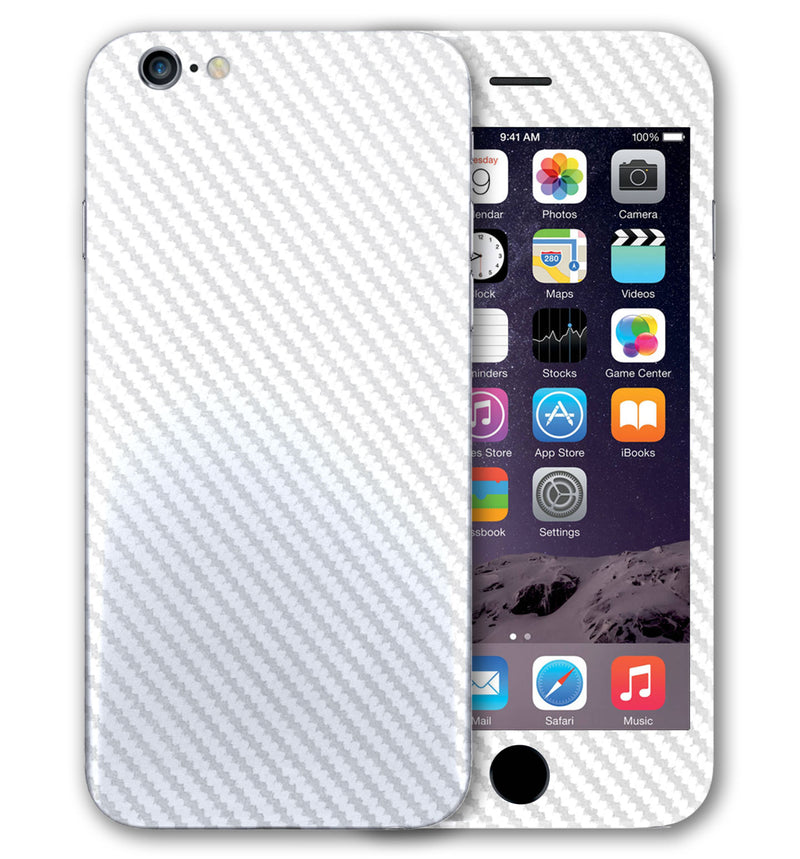 iPhone 6 Phone Skins Carbon Fiber - JW Skinz