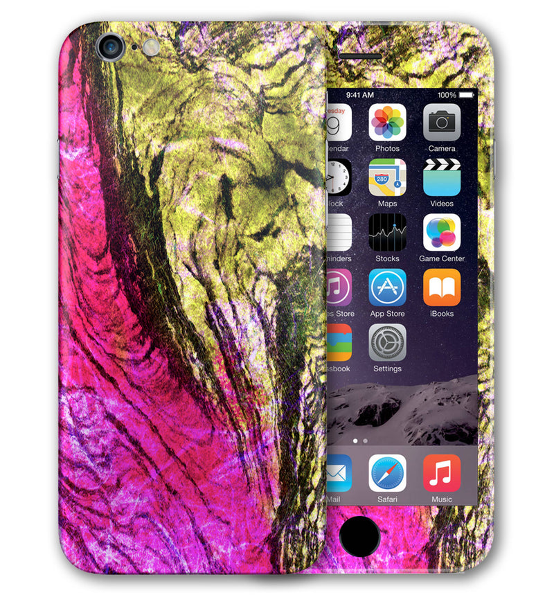iPhone 6 S Phone Skins Stabilized Wood - JW Skinz