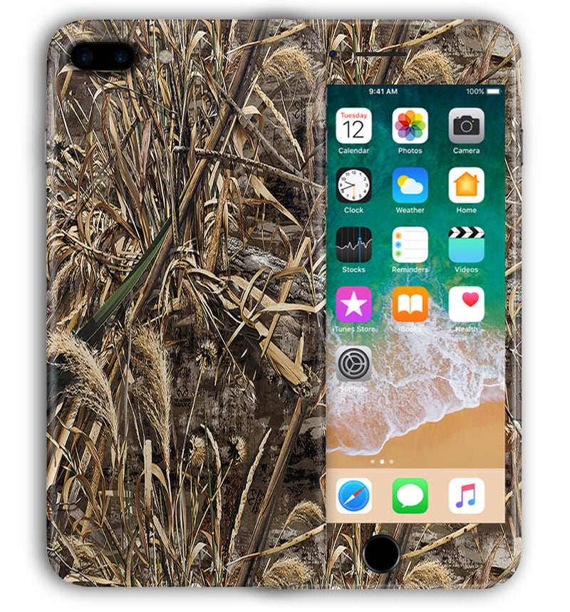 iPhone 8 Plus Phone Skins Camo