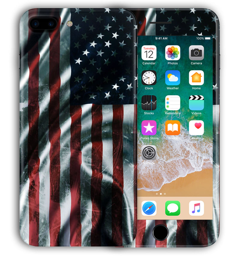 iPhone 7 Plus Phone Skins Freedom - JW Skinz