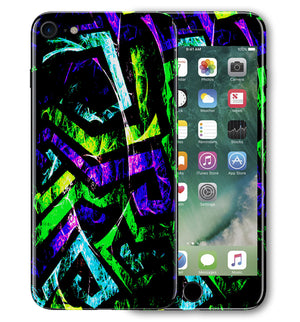 iPhone 7 Abstract Collection - JW Skinz