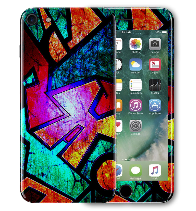 iPhone 7 Phone Skins Abstract - JW Skinz