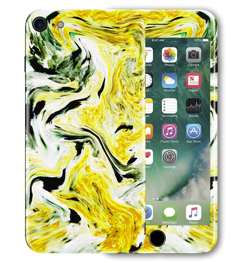 iPhone 7 Phone Skins Exotic Granite