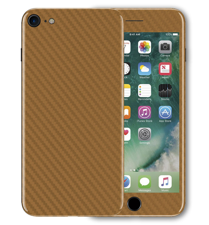 iPhone 7 Phone Skins Carbon Fiber - JW Skinz