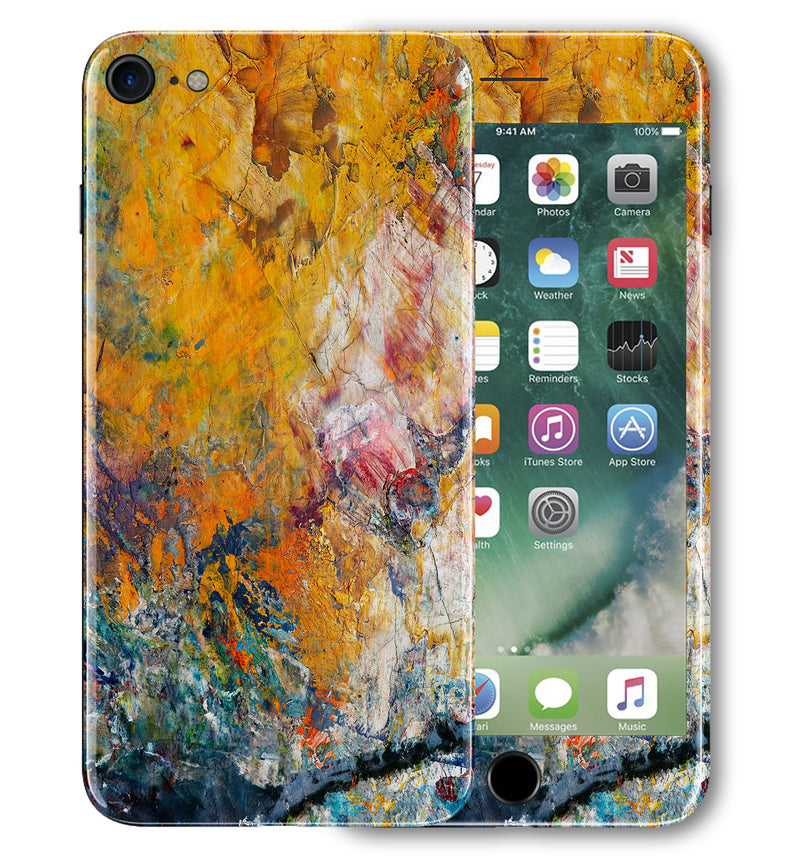 iPhone 7 Phone Skins Marble - JW Skinz