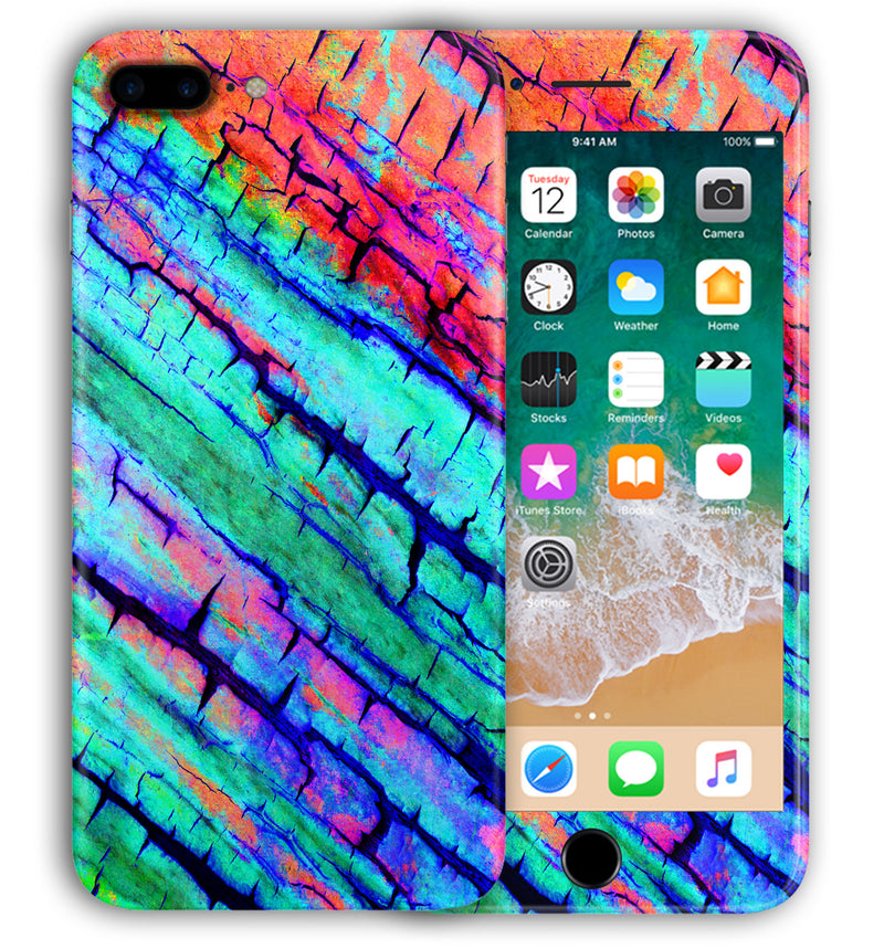 iPhone 7 Plus Phone Skins Abstract - JW Skinz