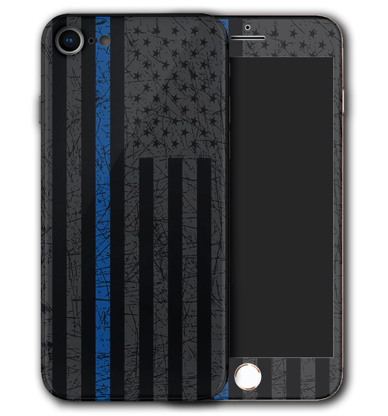 iPhone 8 Phone Skins Freedom - JW Skinz