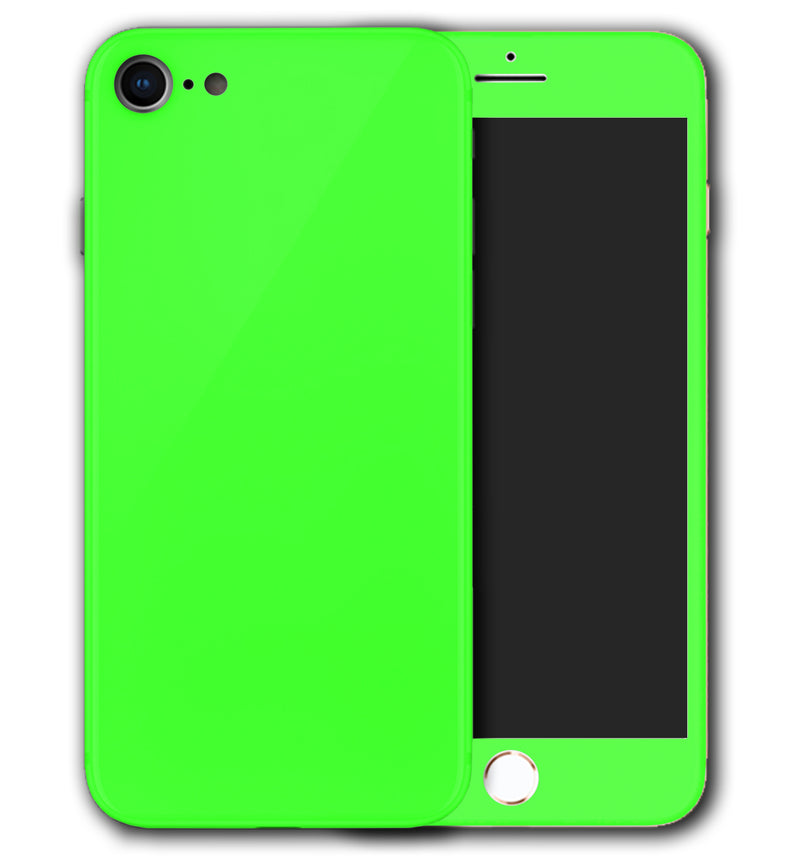 iPhone 8 Phone Skins Fluorescent