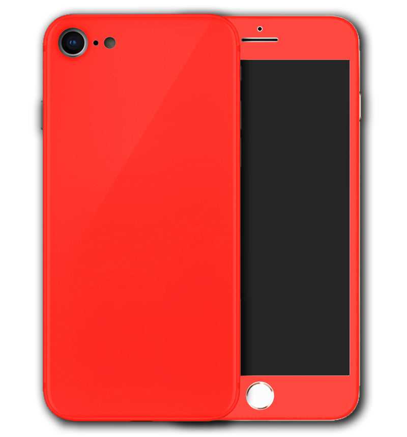 iPhone 8 Phone Skins Fluorescent - JW Skinz