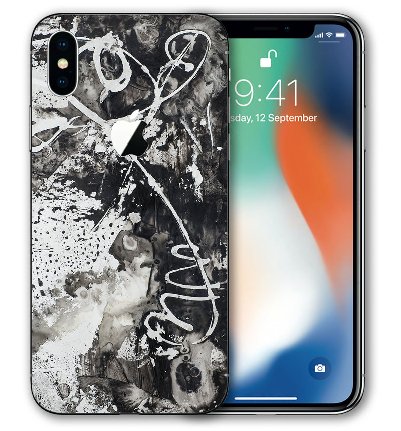 iPhone Xs Phone Skins Abstract - JW Skinz