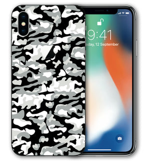 iPhone Xs Phone Skins Camo - JW Skinz