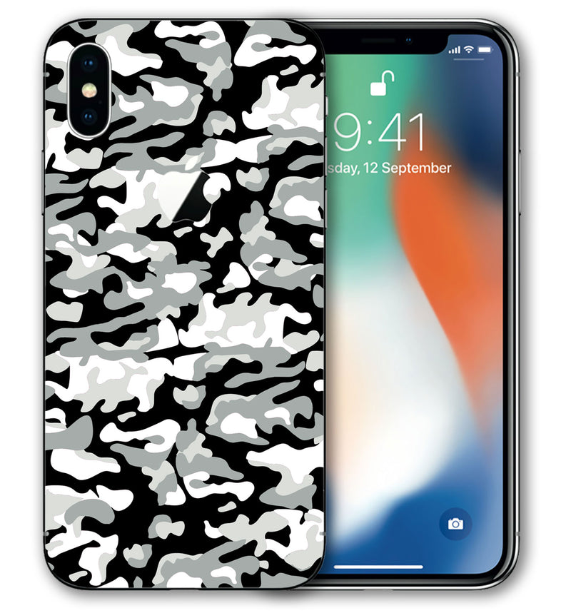 iPhone Xs Max Phone Skins Camo - JW Skinz