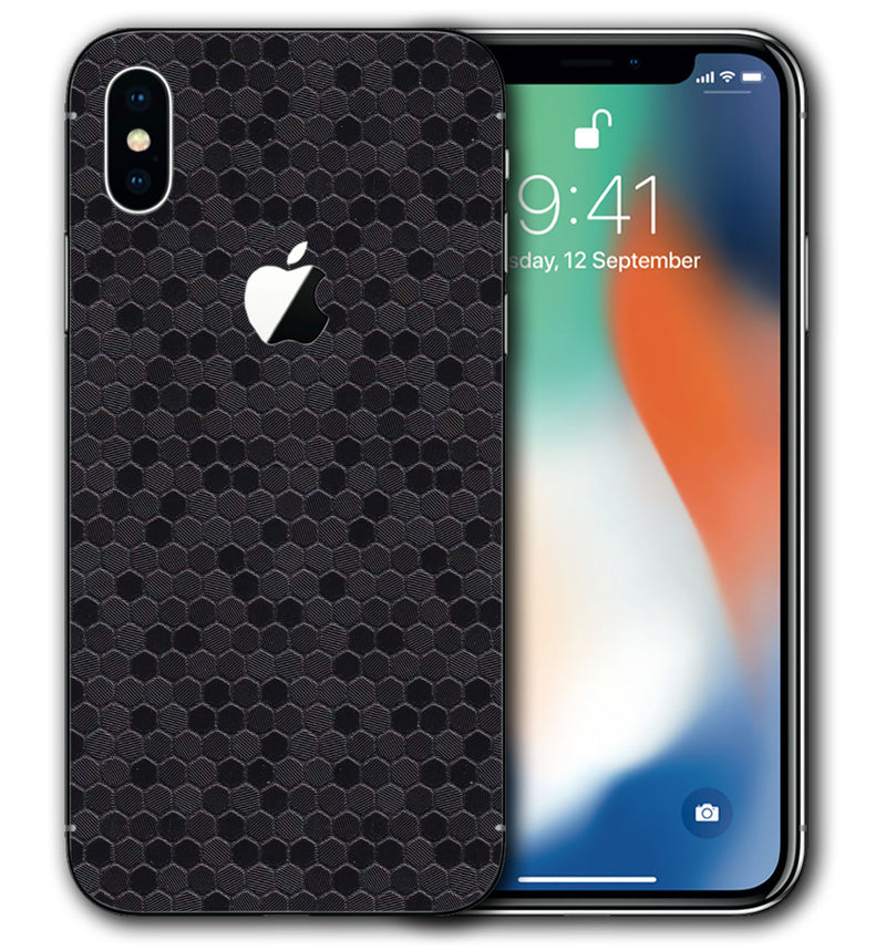 iPhone X Textured Collection - JW Skinz