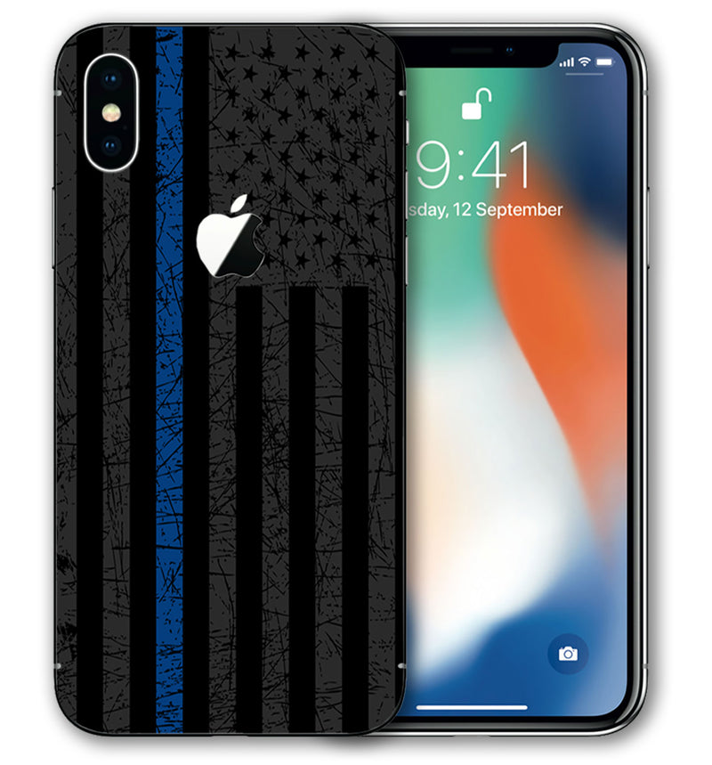 iPhone X Phone Skins Freedom - JW Skinz
