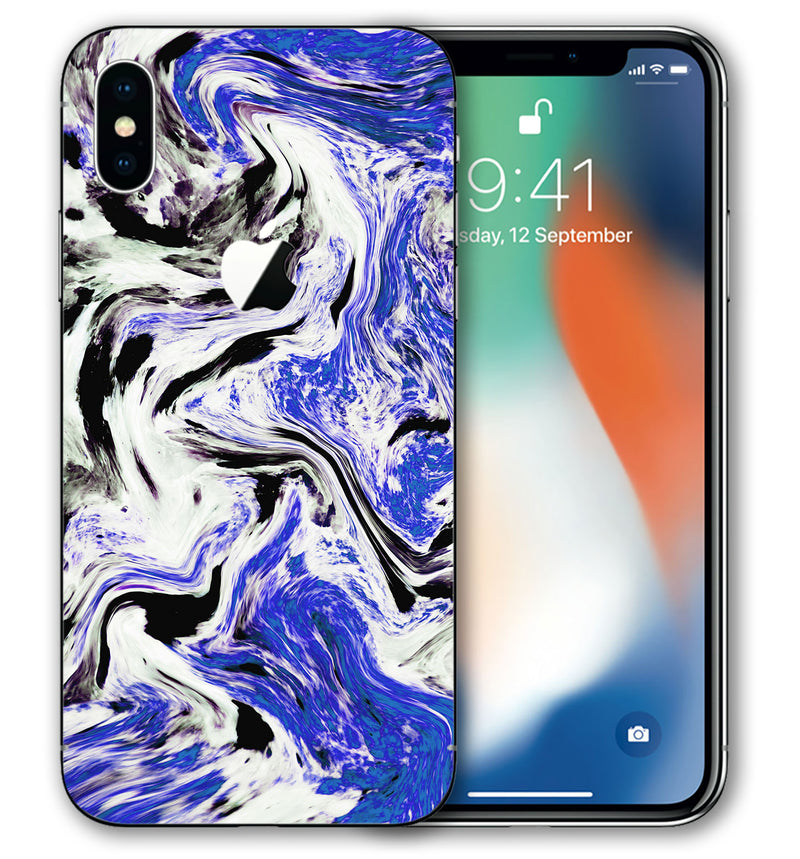 iPhone Xs Phone Skins Exotic Granite - JW Skinz