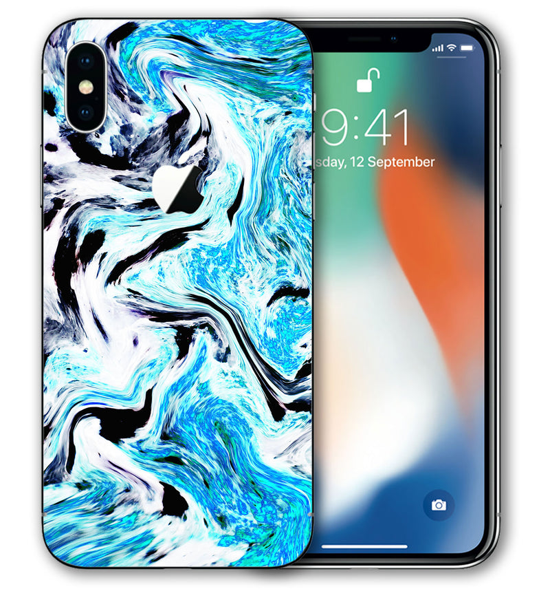iPhone Xs Max Phone Skins Exotic Granite - JW Skinz