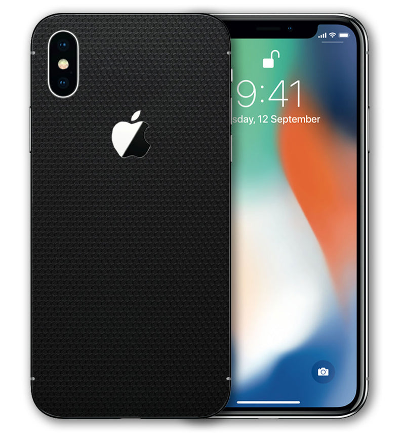 iPhone Xs Phone Skins Textured - JW Skinz