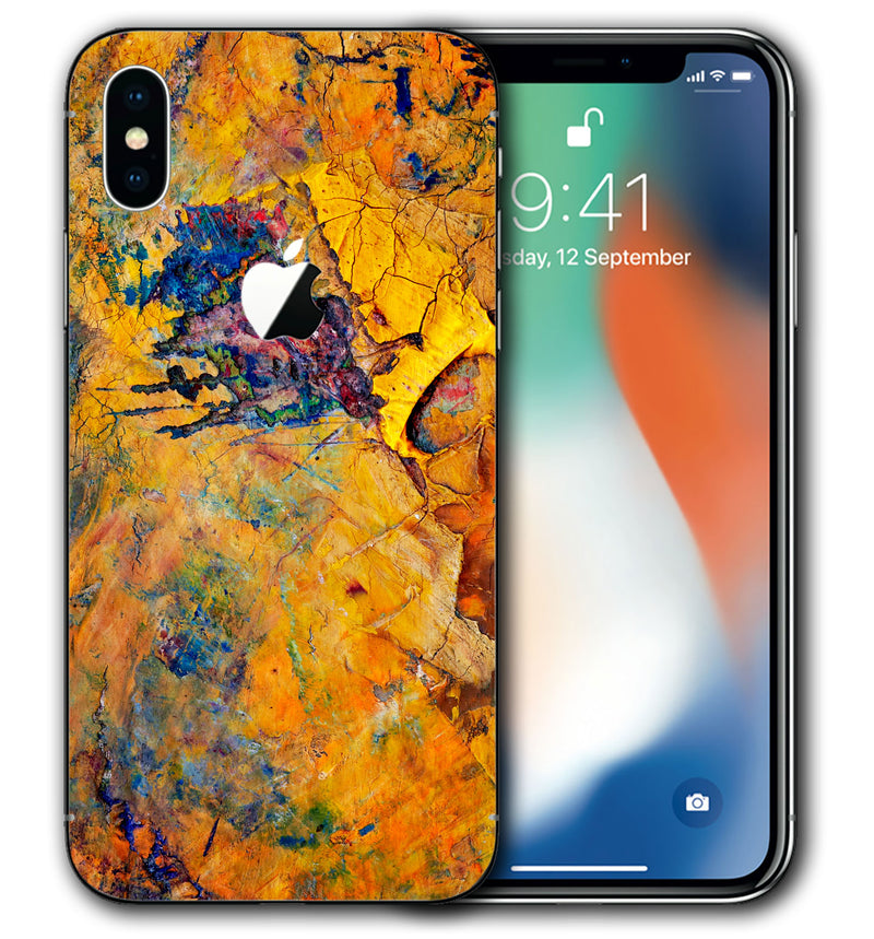 iPhone X Phone Skins Marble - JW Skinz