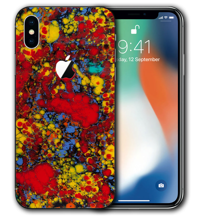 iPhone X Marble Collection - JW Skinz