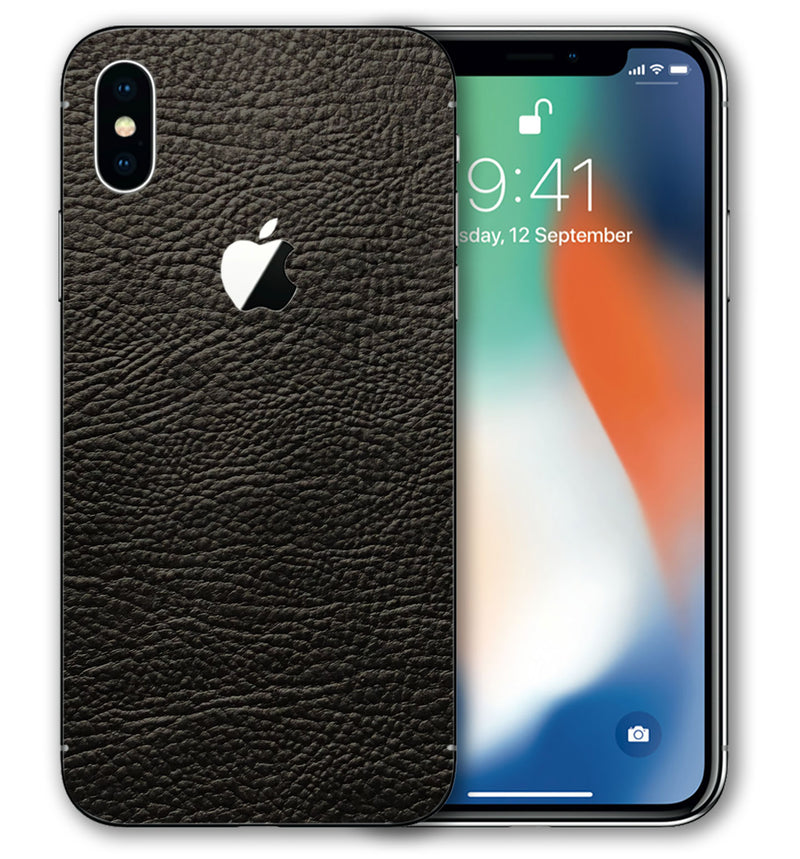iPhone X Phone Skins Textured - JW Skinz