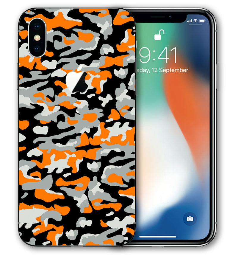 iPhone Xs Max Phone Skins Camo