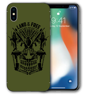 iPhone Xs Max Phone Skins Freedom