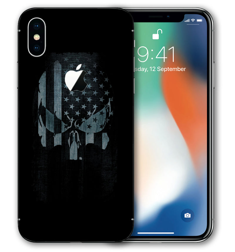 iPhone Xs Phone Skins Freedom - JW Skinz