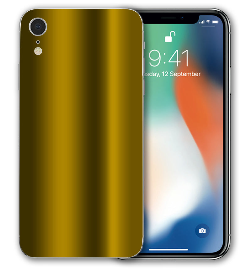 iPhone XR Phone Skins Chrome (Pre-Order) - JW Skinz