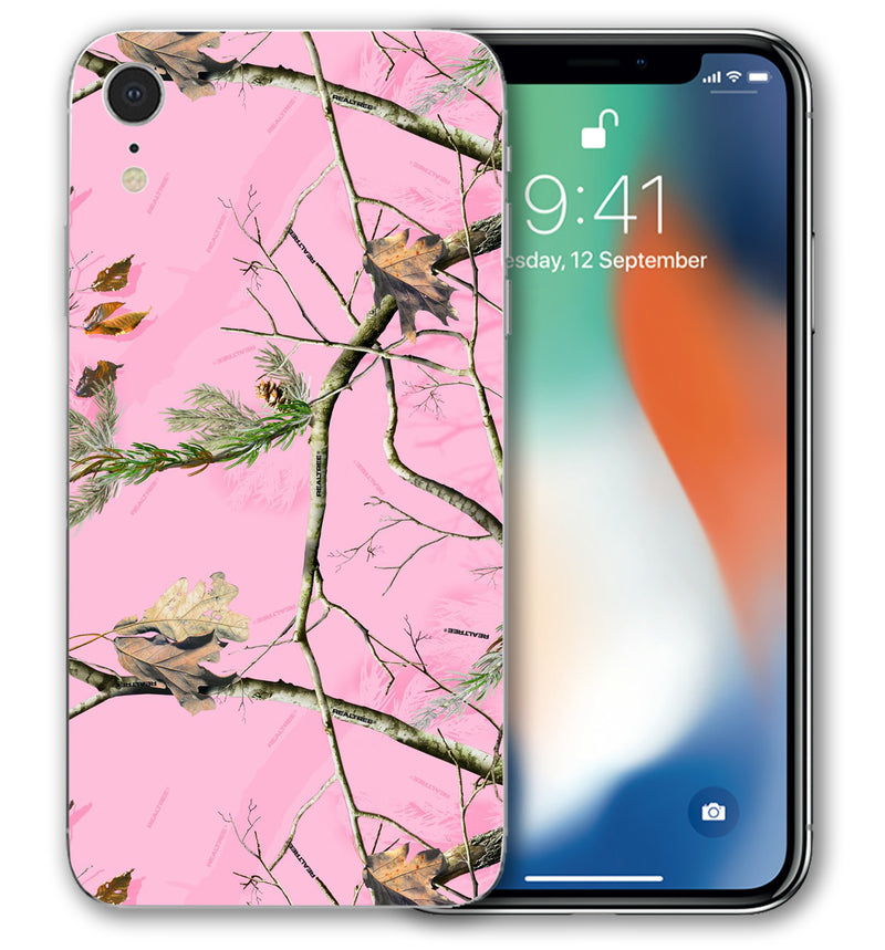 iPhone XR Phone Skins Camo (Pre-Order) - JW Skinz