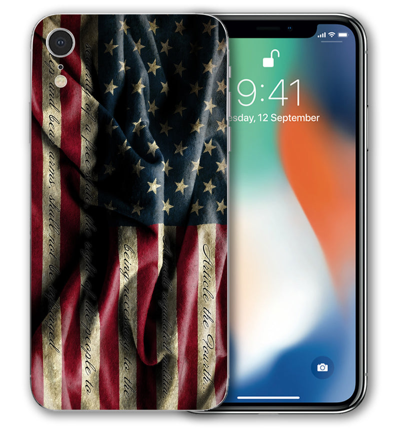 iPhone XR Phone Skins Freedom (Pre-Order) - JW Skinz