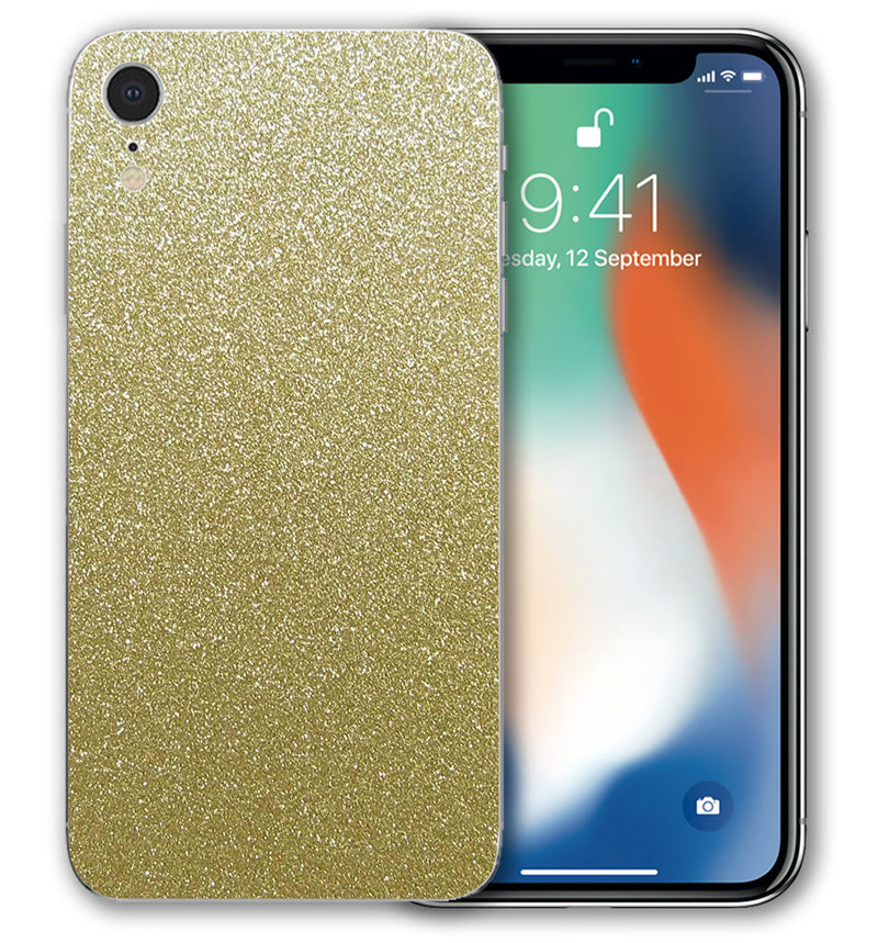 iPhone XR Phone Skins Sparkle (Pre-Order) - JW Skinz