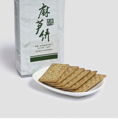 Jew's Mallow Soda Crackers - Jing Si Books & Cafe