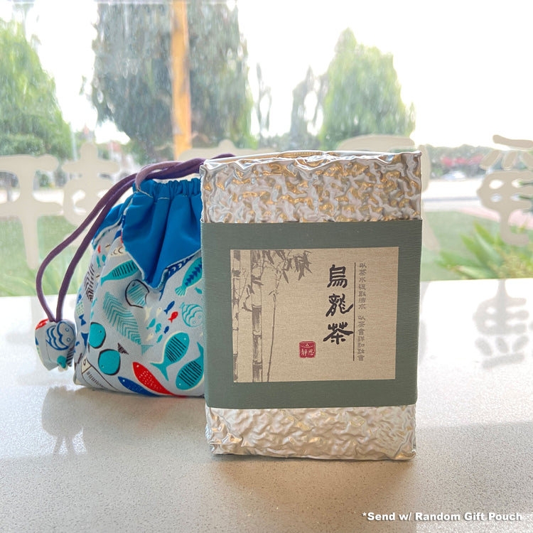 Oolong Tea 300g (50th anniversary) Gift Set