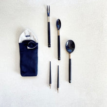 Load image into Gallery viewer, Portable Interchangeable Tableware Set