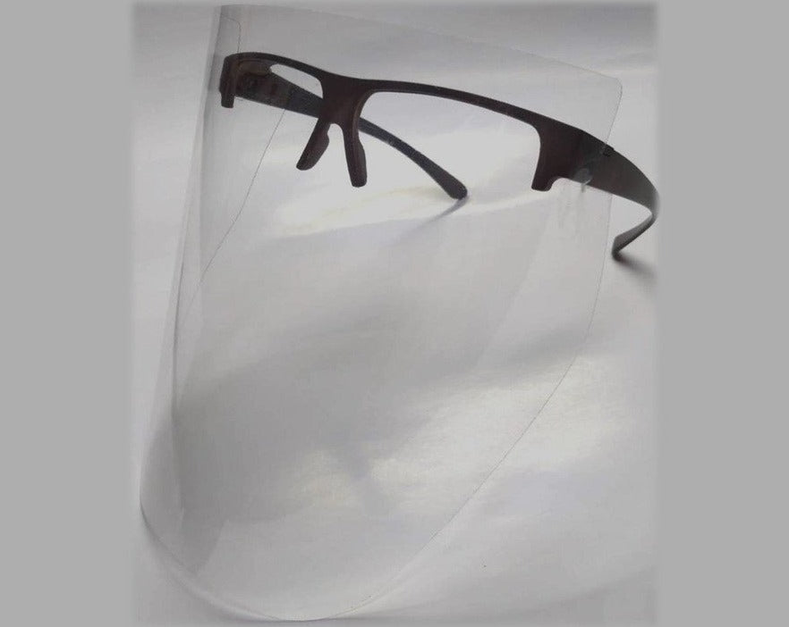 Sun Glasses with Face Shield
