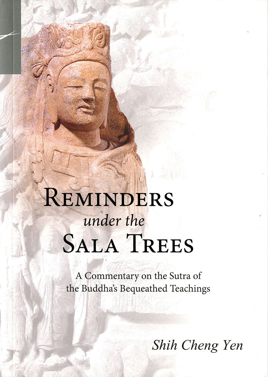 Reminders under the Sala Trees - Jing Si Books & Cafe