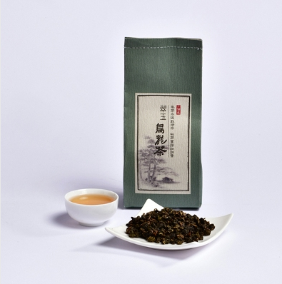 Jade Oolong Tea - Jing Si Books & Cafe