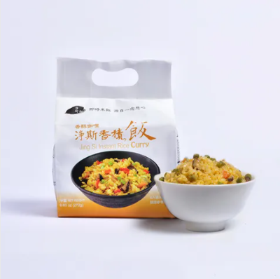 Jingsi Instant Rice Curry