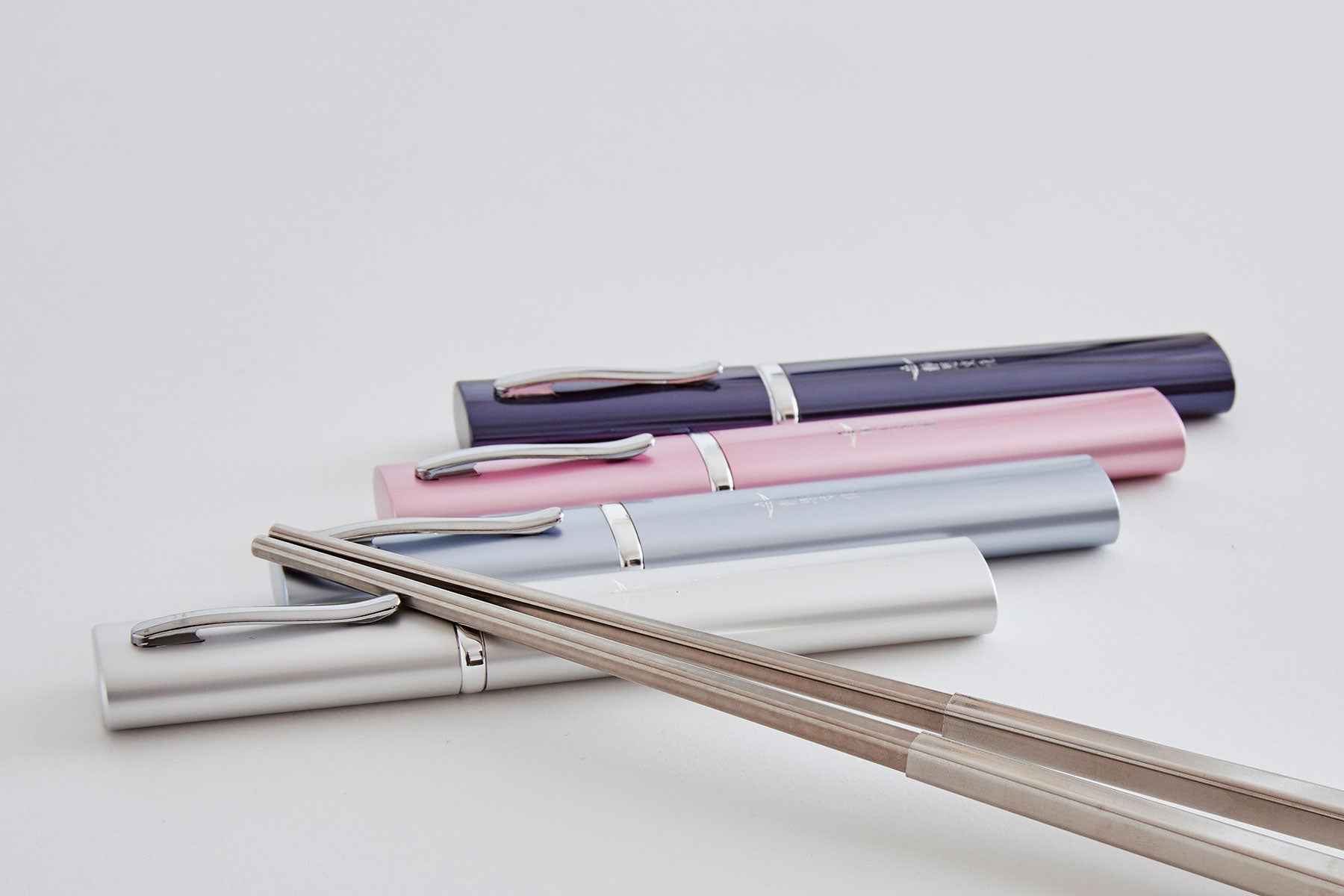 Stainless Steel Retractable Chopsticks