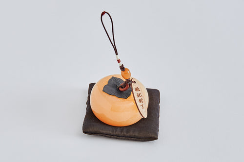 Persimmon Paperweight - Jing Si Books & Cafe