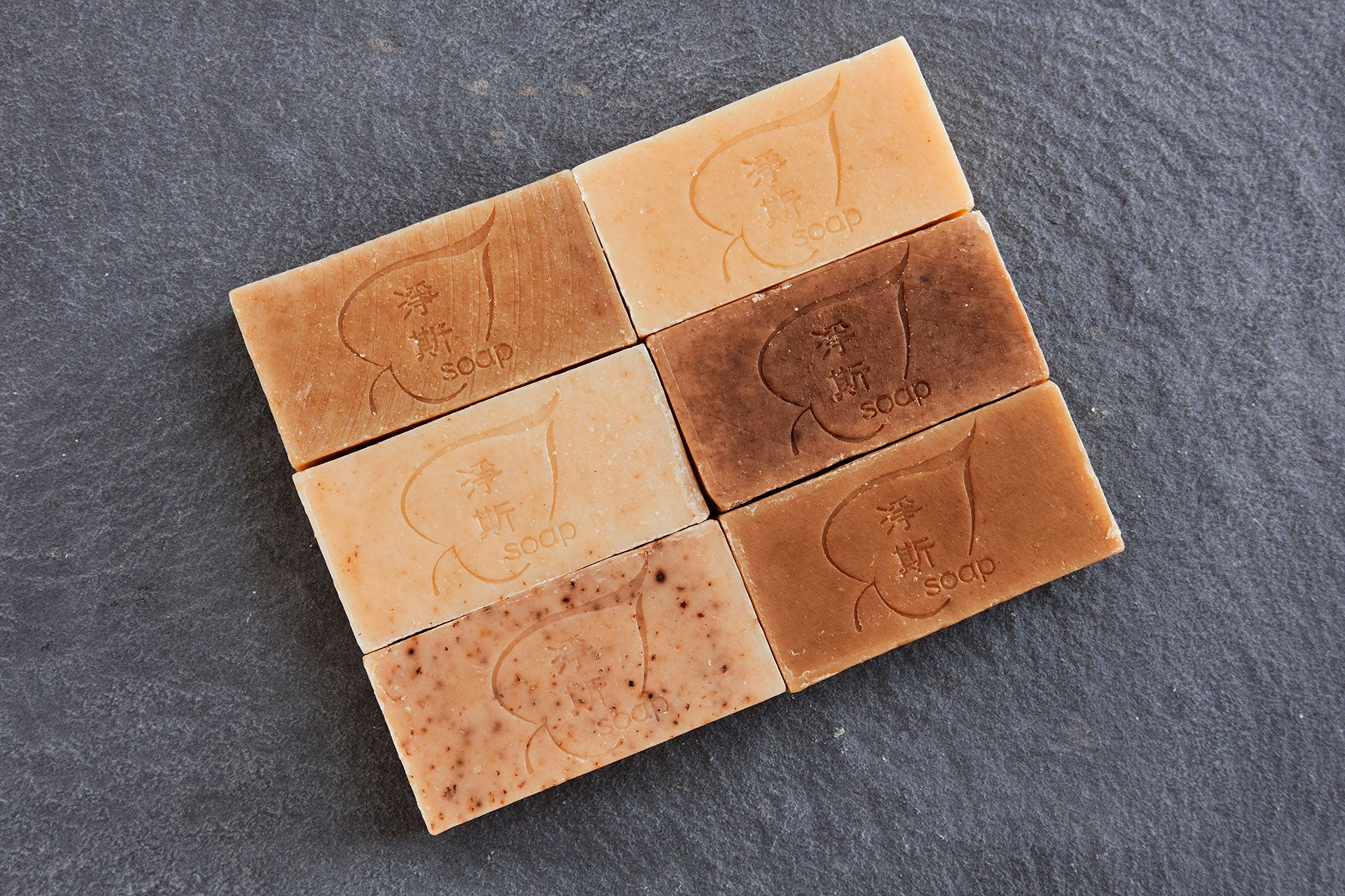Jing Si Soap, Mint