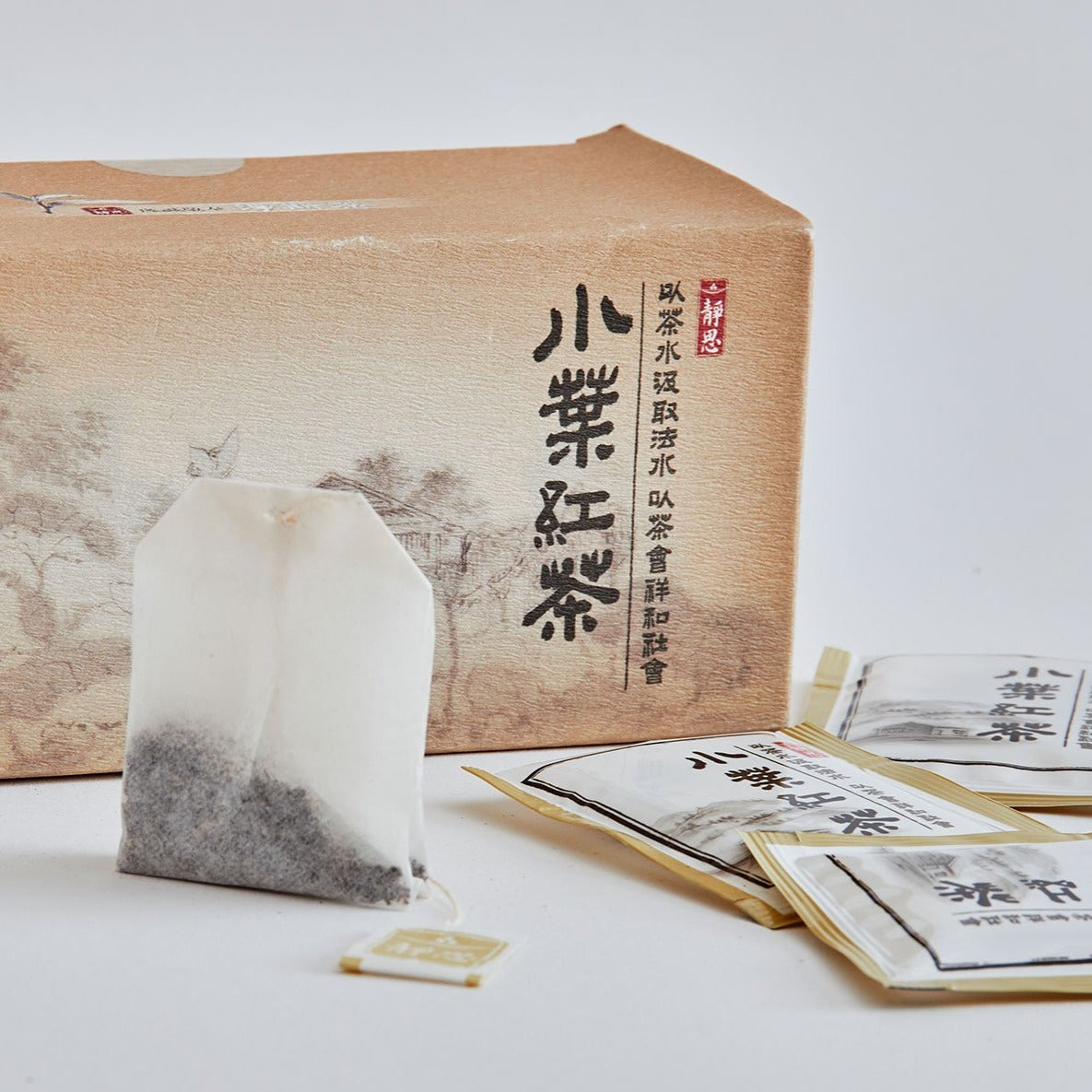 Jing Si Black Tea Bag
