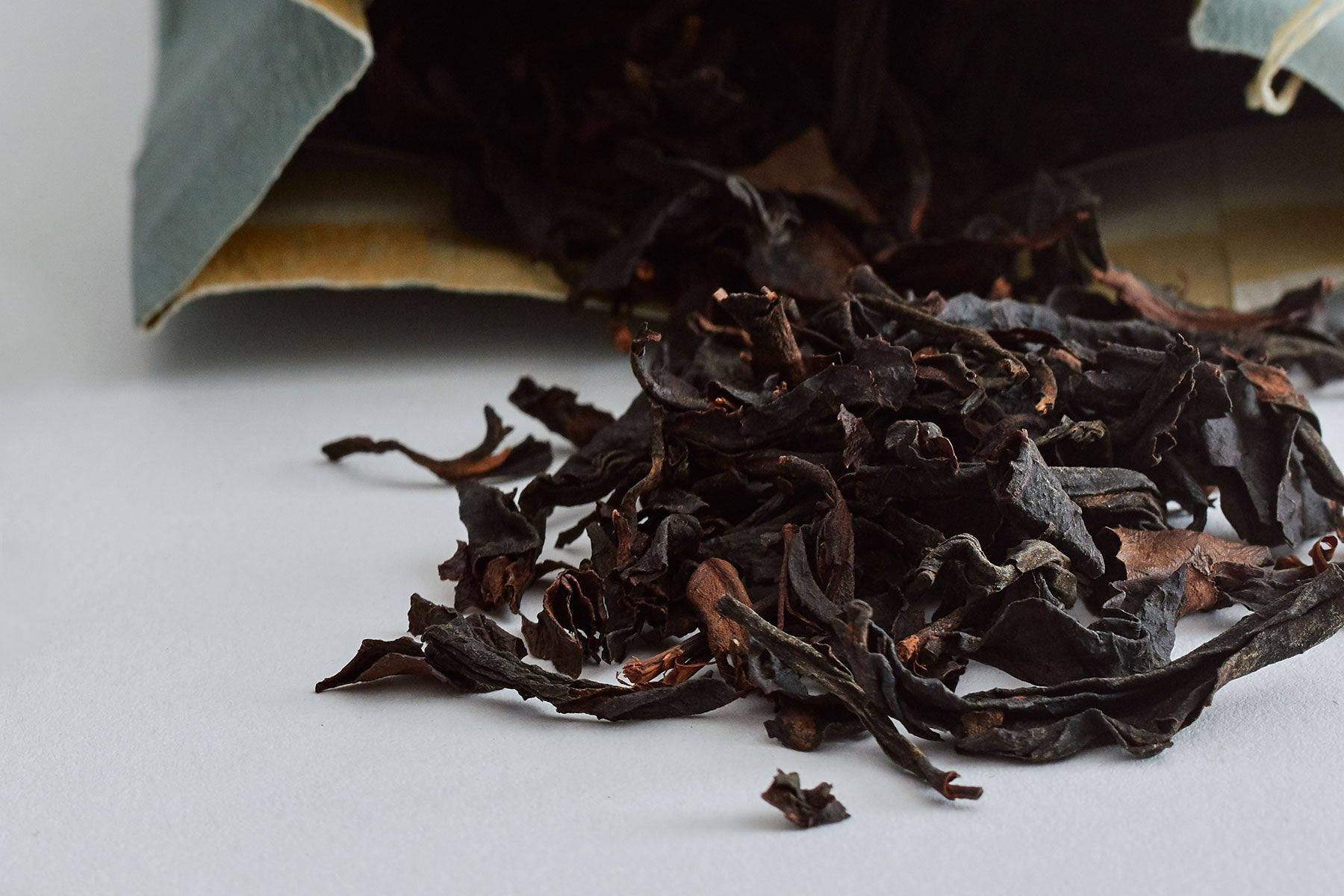 Jing Si Black Tea Leaves